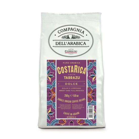 Compagnia Dell' Arabica Caffé Costa Rica Tarrazu Nespresso kompatibilis kávékapszula, 10 db
