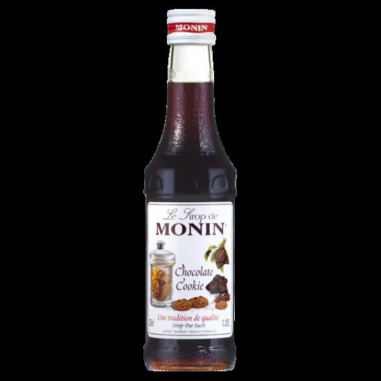 Monin Csokis Süti Szirup 0,25l