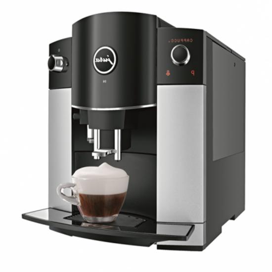 Jura D6 Platin Automata Kávéfőzőgép