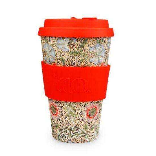 Ecoffee Cup hordozható kávéspohár- WM Corncockle 400 ml