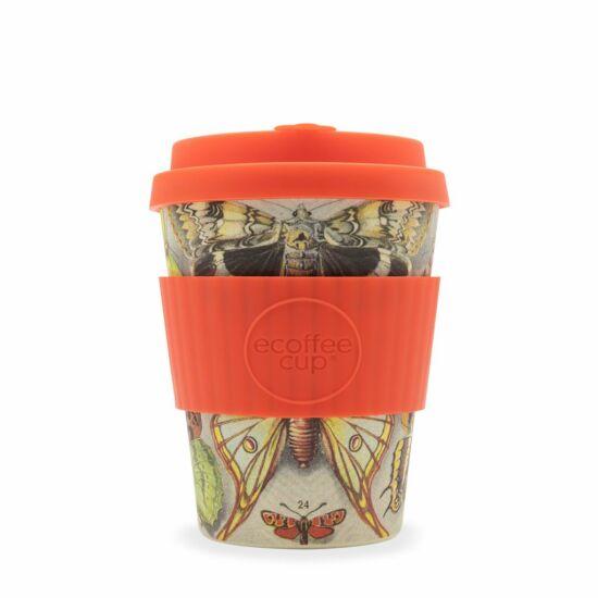 Ecoffee Cup, Farfalle kávéspohár, 340ml