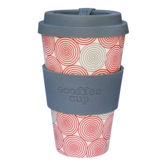 Ecoffee Cup hordozható kávéspohár- Swirl 400ml