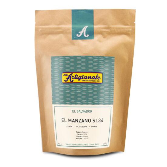 Ditta Artigianale El Manzano El Salvador szemes kávé 250g