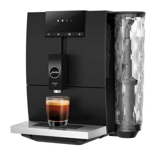 Jura ENA 4 Black Automata Kávéfőzőgép