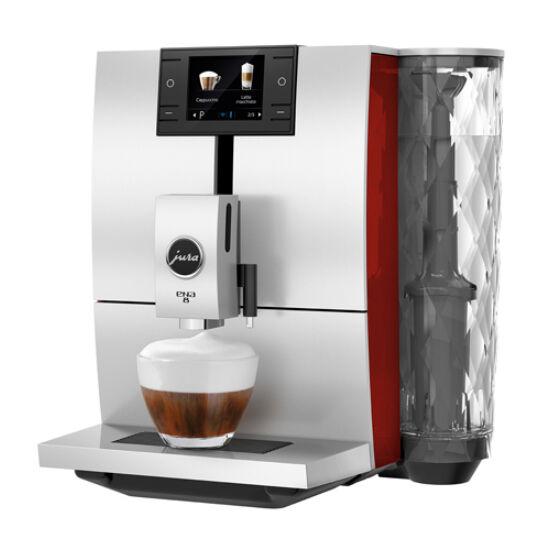 Jura ENA 8 Sunset red automata kávéfőzőgép