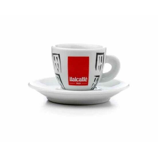 Italcaffe espresso csésze