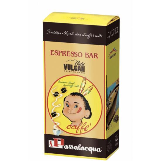 Passalacqua Gold Vulcan Espresso bar 500g