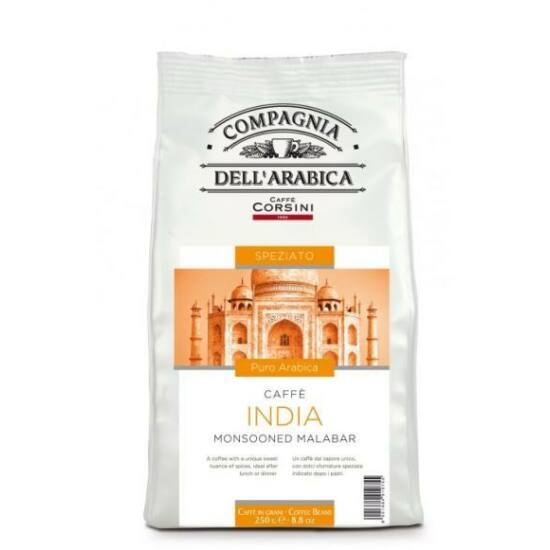 Compagnia Dell' Arabica Caffé India Monsooned Malabar, 10 db