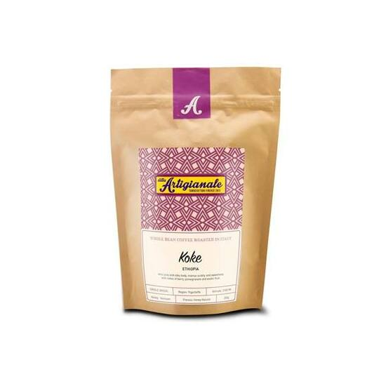 Ditta Artigianale Koke Ethiopia szemes kávé 250g