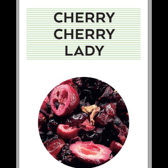 Johan & Nyström Cherry Cherry Lady gyümölcstea 100g