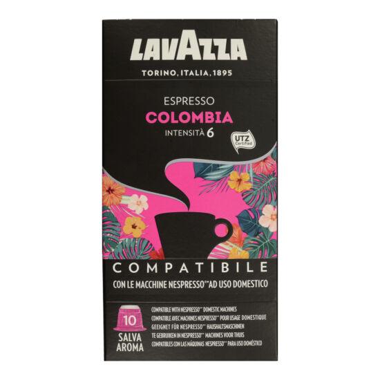 Lavazza Espresso Colombia nespresso kompatibilis kapszula 10 db