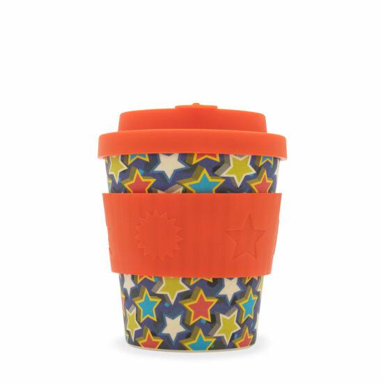 Ecoffee Cup hordozható kávéspohár - Little Star 240ml