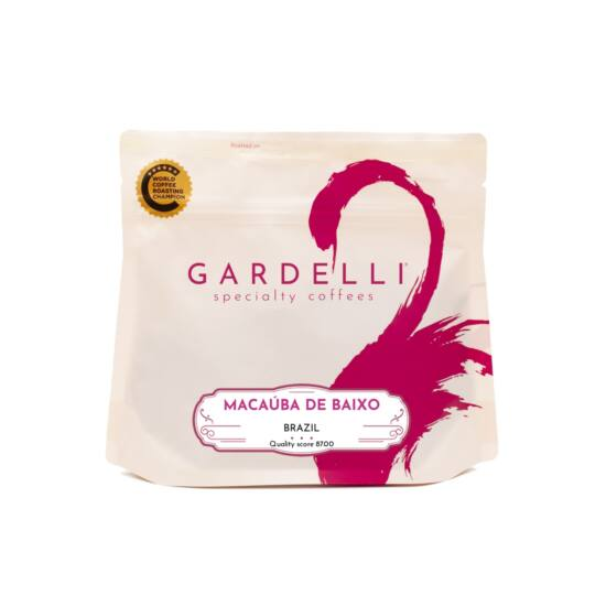 Gardelli Macauba De Baixo Brazil 250g szemes kávé