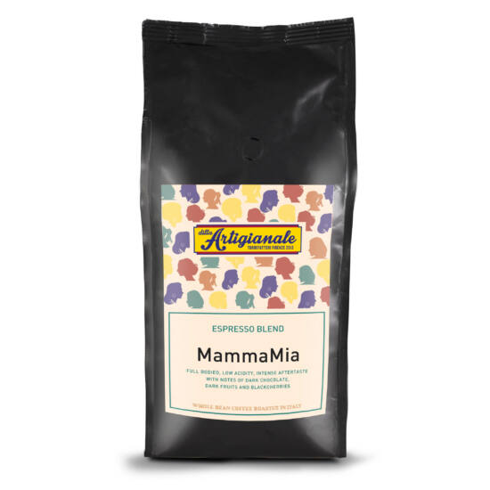 Ditta Artigianale Mamma Mia 1000g szemes kávé