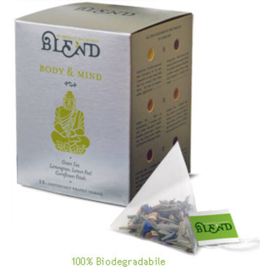 Blend  Body& Mind tea, 15db filter