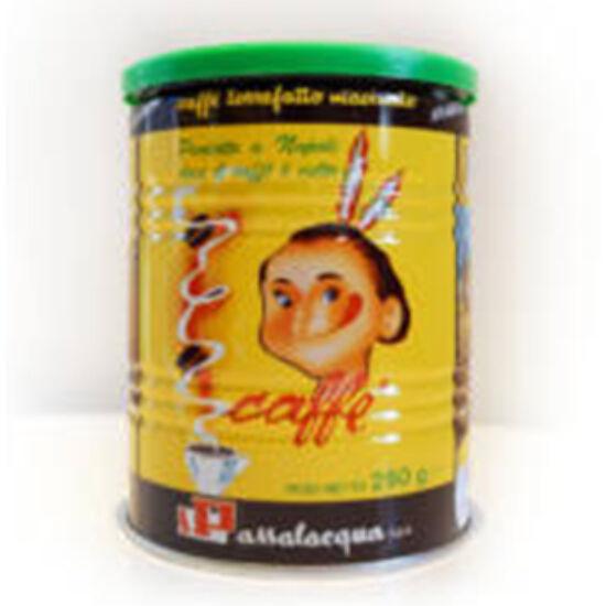 Passalacqua Caffé MEKICO őrölt kávé TIN 250g