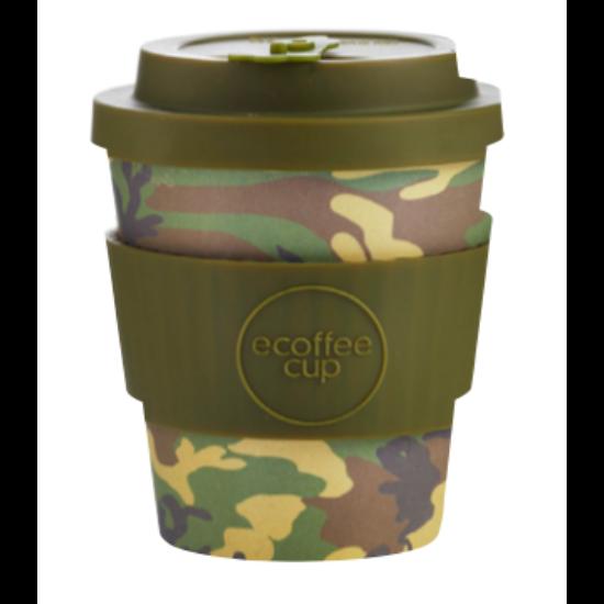Ecoffee Cup hordozható kávéspohár - Mike & Eric 240ml