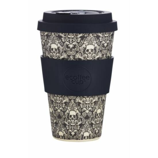 Ecoffee Cup hordozható kávéspohár - Milperra Mutha - 400ml