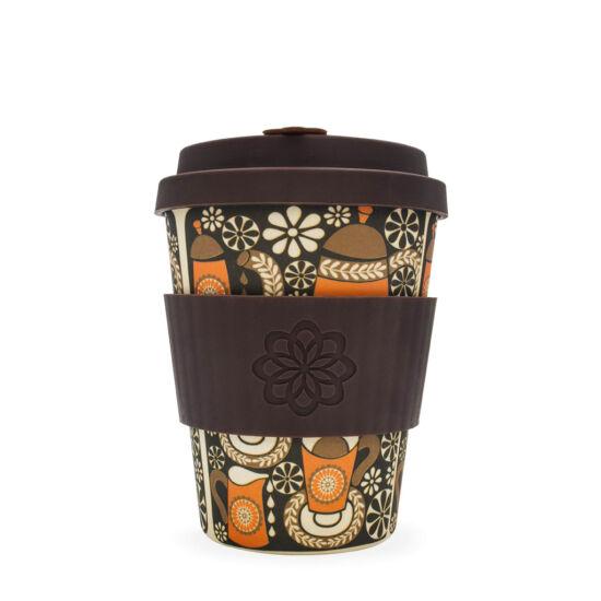 Ecoffee Cup hordozható kávéspohár - Morning Coffee 340ml