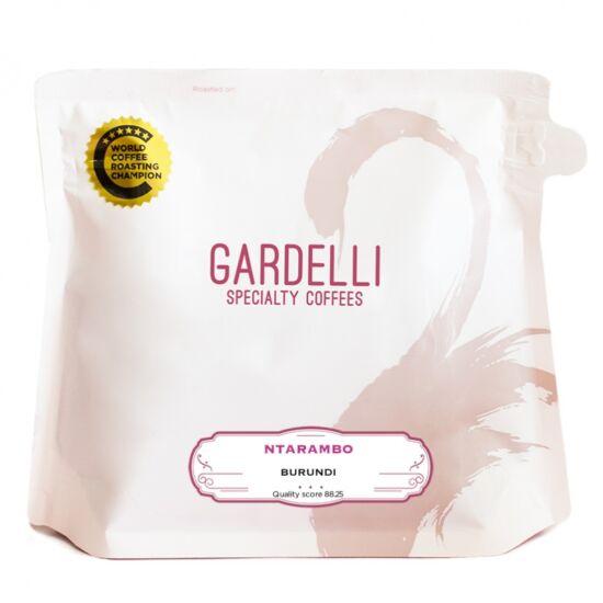 Gardelli Speciality Coffees - Gardelli Ntarambo Burundi szemes kávé 250g
