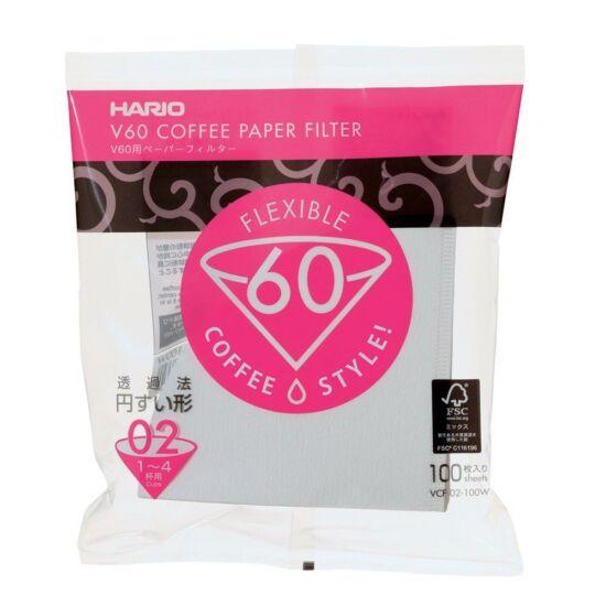 Hario Papir filter VCF-02-100W