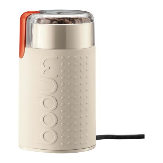 Bodum BISTRO Elektromos kávédaráló, fehér színű