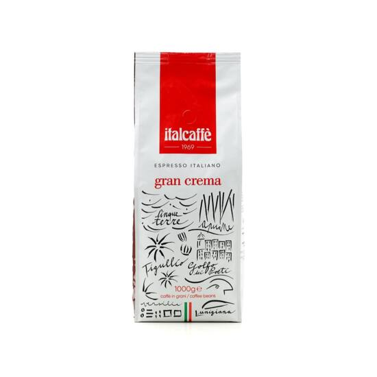 Italcaffé DOLCE CREMA szemes kávé 1 KG