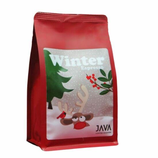 Java Coffee Guatemala Winter Espresso