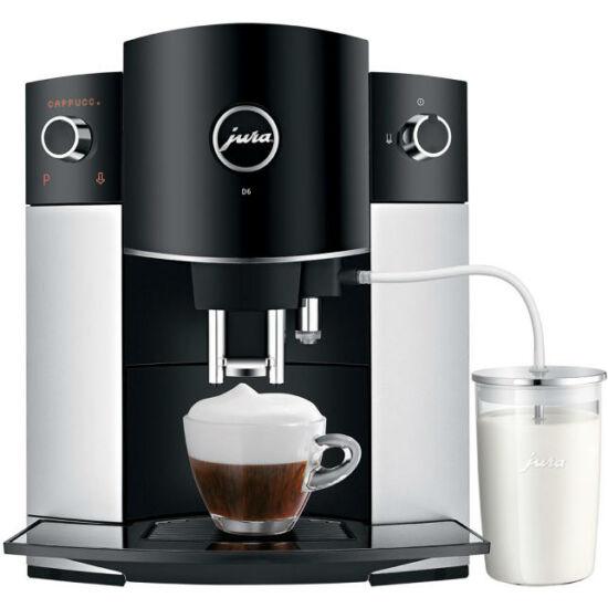 Jura D6 automata kávéfőző