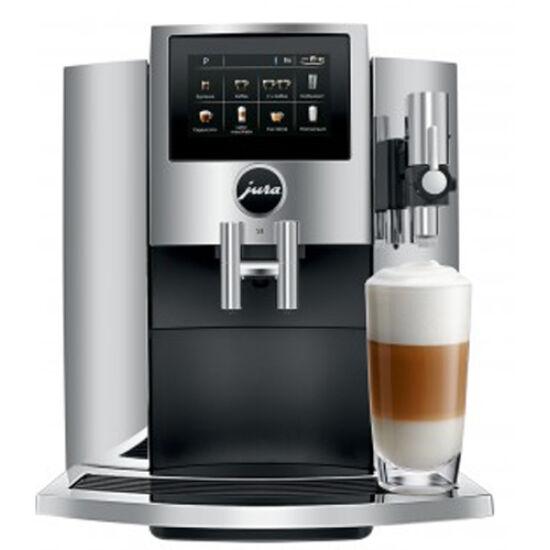 JURA S8 Chrome automata kávéfőzőgép