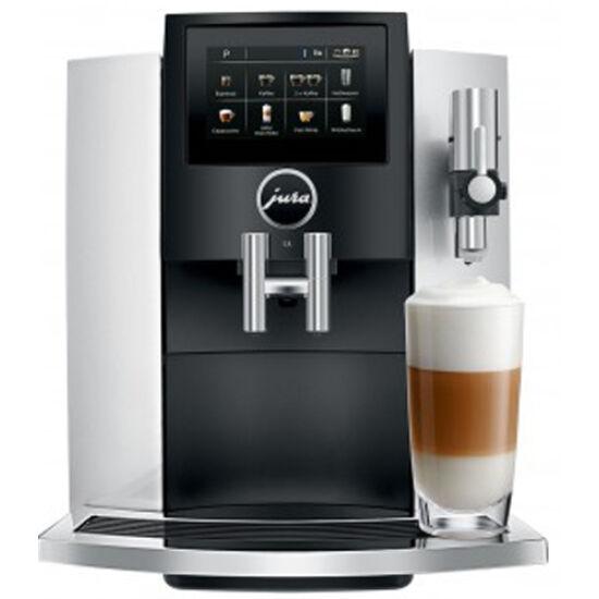 JURA S8 Silver Automata Kávéfőzőgép