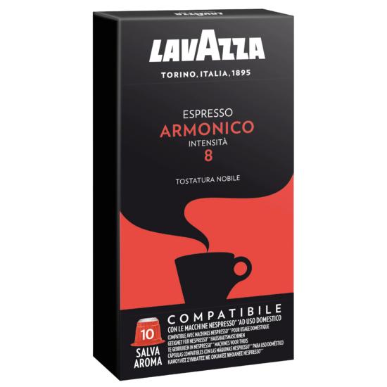 Lavazza Armonico Nespresso kompatibilis kávékapszula, 10 db