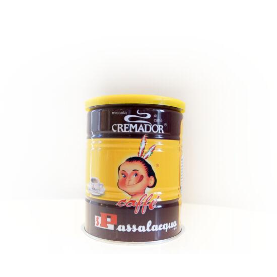 Passalacqua CREMADOR őrölt kávé 250g