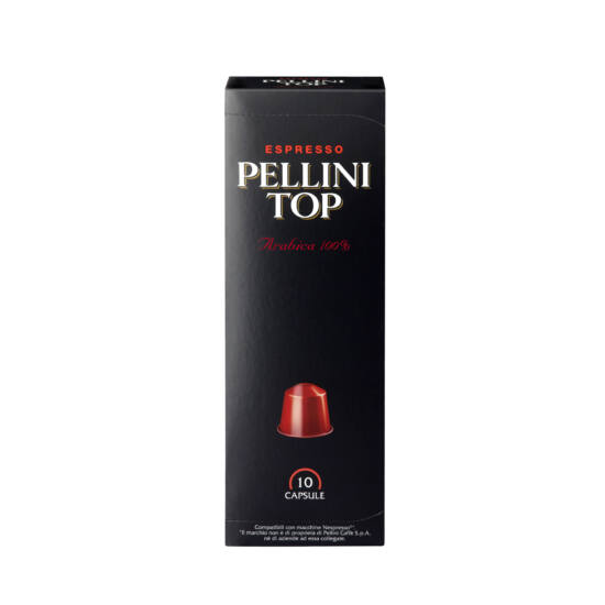 Pellini TOP 100% arabica, 10 db