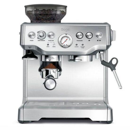 Sage BES875BSS eszpresszó kávéfőzőgép
