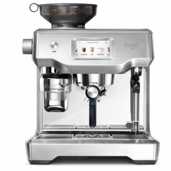 """Sage BES990 """"The Oracle Touch"""" eszpresszó kávéfőzőgép darálóval"""
