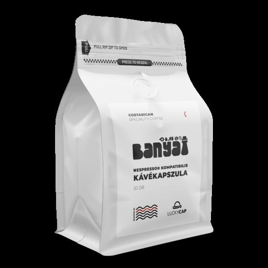 Bányai Nespresso Kompatibilis kávékapszula 20db-os