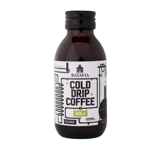 Batavia Cold Drip Coffee Colombia Huila 125ml