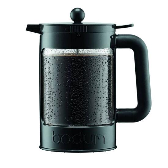 Bodum BEAN French Press kávékészítő, 3 adagos, 0.35 l, fekete színű
