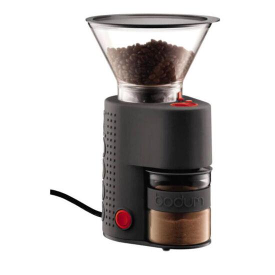 Bodum BISTRO Elektromos kávédaráló, fekete színű