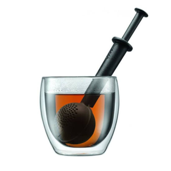Bodum BISTRO Teatojás, fekete színű
