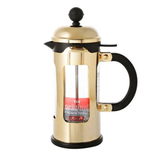 Bodum Chambord French Press 1,0L kávékészítő, arany