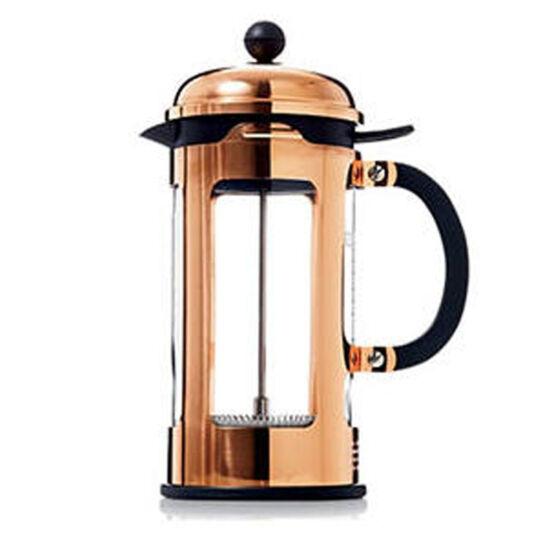 Bodum Chambord French Press 1,0L kávékészítő, réz