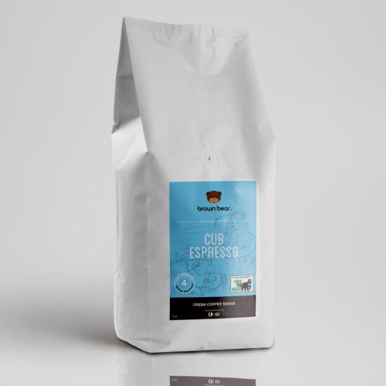 Brown Bear - Cub Espresso