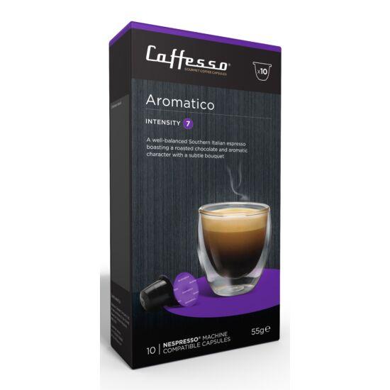 Caffesso Aromatico Nespresso kompatibilis kávékapszula, 10 db