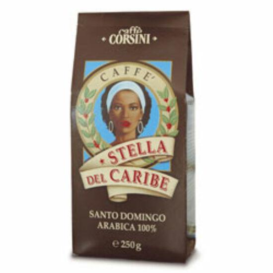 Caffé Corsini Stella del Caribe őrölt kávé, 250g