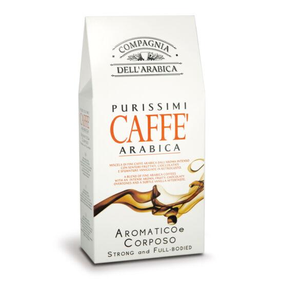 Compagnia Dell'Arabica Caffé Aromatico e Corposo őrölt kávé, 250g
