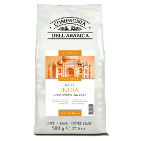 Caffé India Monsooned Malabar szemes kávé, 250g