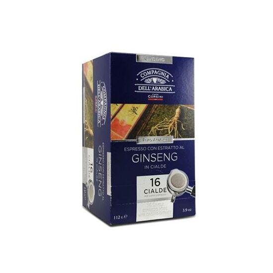 Compagnia Dell'Arabica Ginseng kávé pod 16 db