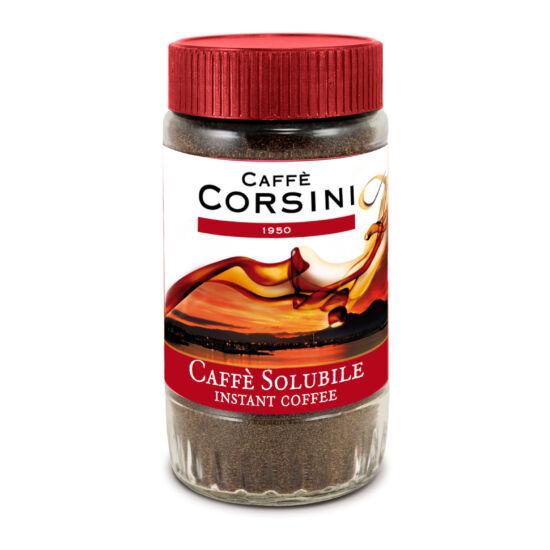 Caffé Corsini Caffé Solubile instant őrölt kávé 100 g